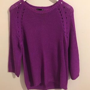 H&M basic Size Small bright purple beautiful